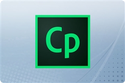 Adobe Creative Cloud Captivate for Teams 12 Month Renewal License from Aventis Systems