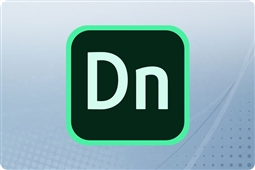 Adobe Creative Cloud Dimension for Enterprise 12 Month Renewal License from Aventis Systems