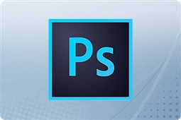 Adobe Creative Cloud Photoshop for Teams 12 Month Subscription License from Aventis Systems