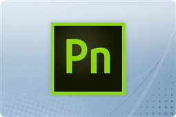 Adobe Creative Cloud Presenter Video Express for Teams 12 Month Renewal License from Aventis Systems