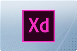 Adobe Creative Cloud XD for Enterprise 12 Month Subscription License from Aventis Systems