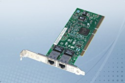 Intel PRO/1000 PCI-X Dual Port MT Gigabit Ethernet NIC Server Adapter from Aventis Systems, Inc.