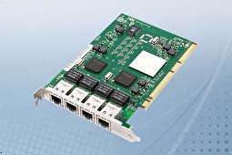 Intel PRO/1000 PCI-X Quad Port MT Gigabit Ethernet NIC Server Adapter from Aventis Systems, Inc.
