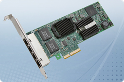 Intel PRO/1000 PCI-E Quad Port ET Gigabit Ethernet NIC Server Adapter from Aventis Systems, Inc.
