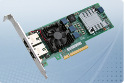 Intel X520-T2 PCI-E Dual Port 10GbE Copper Ethernet NIC Server Adapter from Aventis Systems, Inc.