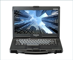 Laptop Panasonic Toughbook CF-53 Advanced configuration Aventis Systems, Inc.