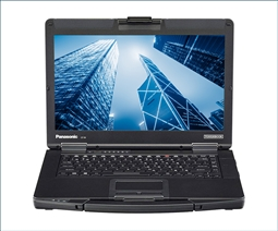 Laptop Panasonic Toughbook Lite CF-54 i5-6300U configuration Aventis Systems, Inc.