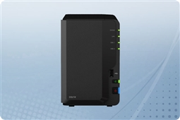 "Synology DiskStation DS218 2-Bay 2.5"" NAS from Aventis Systems"