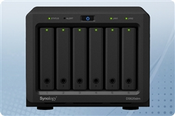 "Synology DiskStation DS620slim 6-Bay 2.5"" SATA NAS from Aventis Systems"