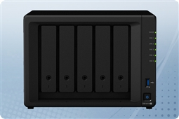 "Synology DiskStation DS1019+ 5-Bay 2.5"" SATA NAS from Aventis Systems"