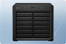 "Synology DiskStation DS2419+ 12-Bay 3.5"" SATA NAS from Aventis Systems"