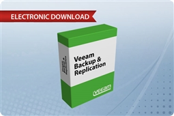 Veeam Backup and Replication Enterprise Plus for VMware from Aventis Systems, Inc.