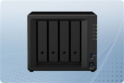 "Synology DiskStation DS418 4-Bay 2.5"" NAS from Aventis Systems"