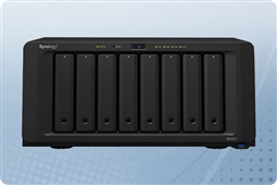 "Synology DiskStation DS1817+ 8-Bay 2.5"" NAS from Aventis Systems"