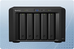"Synology DiskStation DX517 5-Bay 2.5"" Expansion Unit for Value and Plus Series from Aventis Systems"
