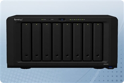 "Synology DiskStation DS1819+ 8 Bay 2.5"" NAS from Aventis Systems"