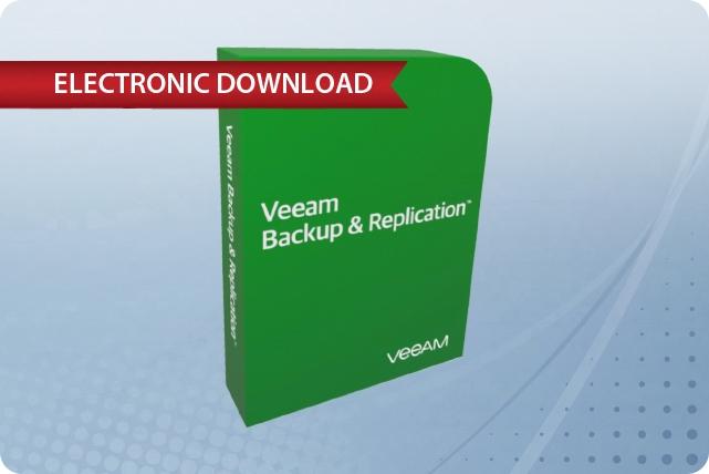 V-VBRPLS-0I-SU1YP-00 | Veeam Backup & Recovery | Aventis Systems