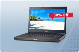 Dell Precision M4800 Mobile Workstation Hot Deal from Aventis Systems