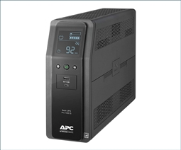 APC Sine Wave UPS BR1000MS Battery Backup & Surge Protector from Aventis Systems