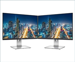 Dell UltraSharp U2415 24 Inch WUXGA LED LCD Dual Pack Monitor from Aventis Systems