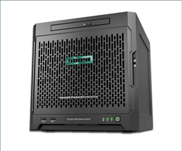 HP MicroServer Gen10 Tower Server Bundle with Microsoft Windows Server 2019 Operating System from Aventis Systems