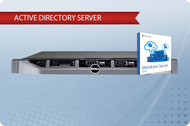 Dell PowerEdge R220 Plug and Play Active Directory Server