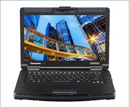 Laptop Panasonic Toughbook FZ-55 Non-Touch configuration Aventis Systems, Inc.