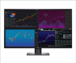 Dell UltraSharp U4320Q 43 Inch 4K UHD 3840 x 2160 LED Backlit LCD IPS USB-C Monitor
