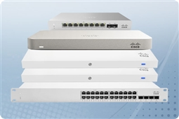 Meraki Networking Enterprise Cloud Managed Plug and Play Network Bundle from Aventis Systems