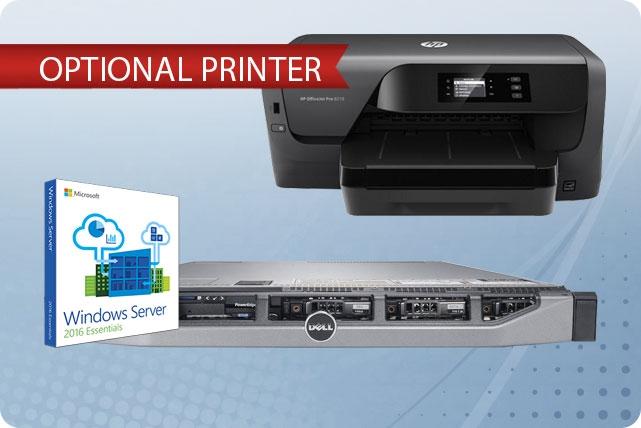 Dell PowerEdge R610 Plug and Play Print Server