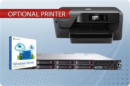 HP ProLiant DL360 G7 Plug and Play Print Server from Aventis Systems