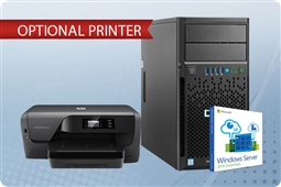 HP ProLiant ML30 Gen9 Plug and Play Print Server from Aventis Systems
