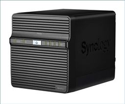 "Synology DiskStation DS420j 4-Bay 2.5"" NAS from Aventis Systems"