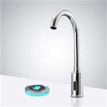 touchless automatic sensor faucet