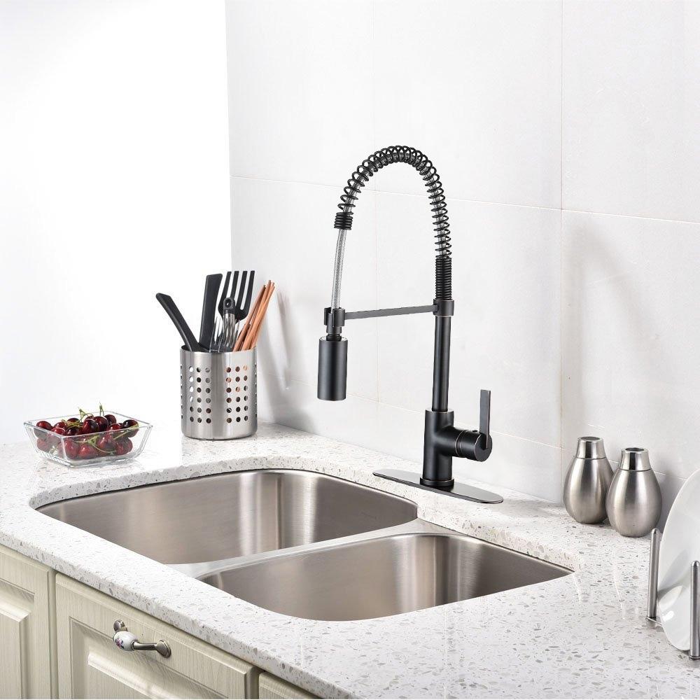 50 Off Kitchen Faucet Sale Milan Single Handle Kitchen Faucet