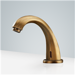Venice Bronze Finish Bathroom Antique Automatic Motion Sensor faucet