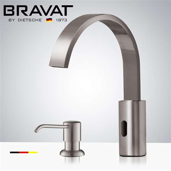 Fontana Commercial BG Touch less Automatic Sensor Faucet