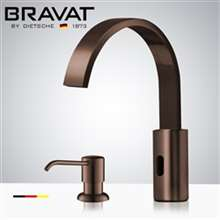 Fontana Commercial Light ORB Touch less Automatic Sensor Faucet