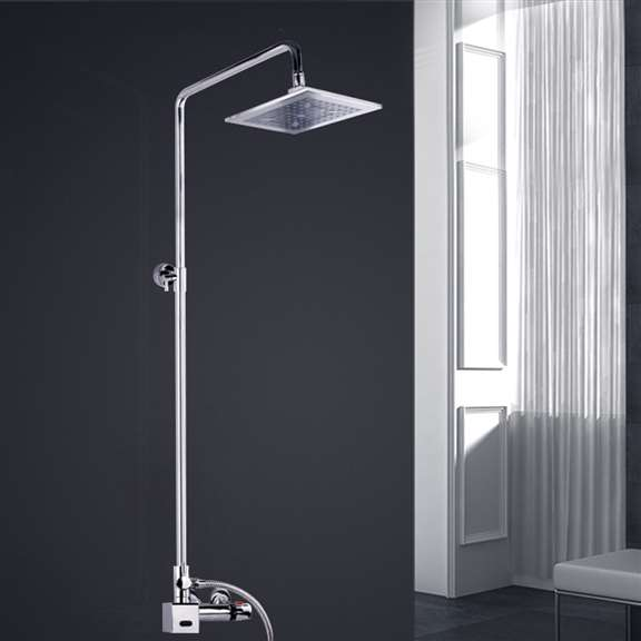 Fontana Cairo Multifunctional Automatic Sensor Electronic Shower