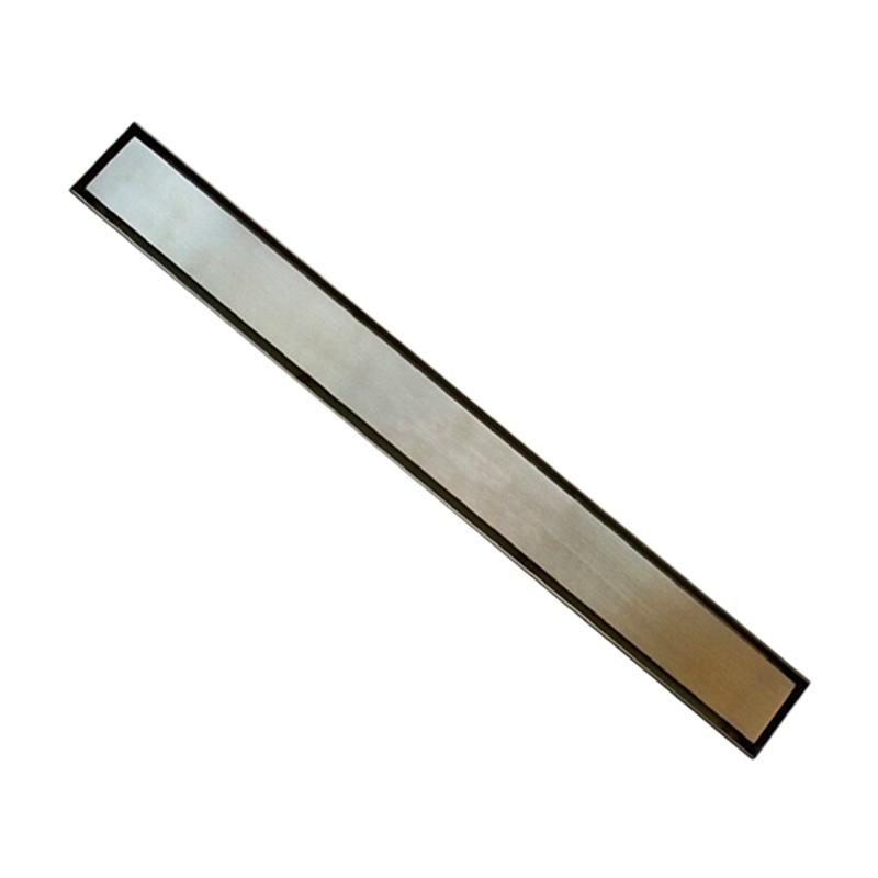 Lenox 80cm Stainless Steel Linear Shower Drain 800mm Shower Drain  Channel,shower Floor Drain,gate Drain 11 122