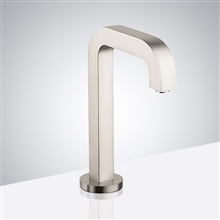 Bravat Trio Commercial Automatic Motion Chrome Sensor Faucets