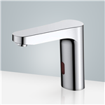 Bravat Commercial Motion Chrome Sensor Faucets