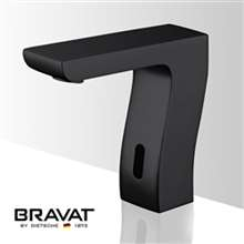 Bravat Trio Commercial Automatic Motion Sensor Faucet Oil Rubbed Bronze Finish