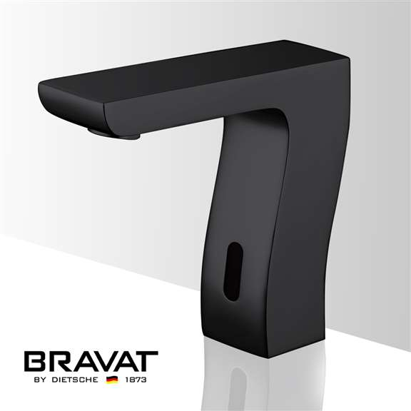 Bravat Trio Motion Sensor Faucets Oil Rubbed Bronze Finish