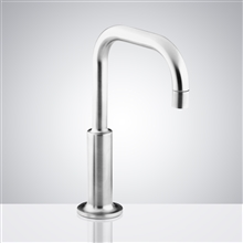 Touchless Faucets with Motion Sense technology feature touchless activation Commercial Automatic Motion Sensor Faucets