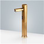 Fontana Gold Plated Commercial Automatic Motion Sensor Faucet