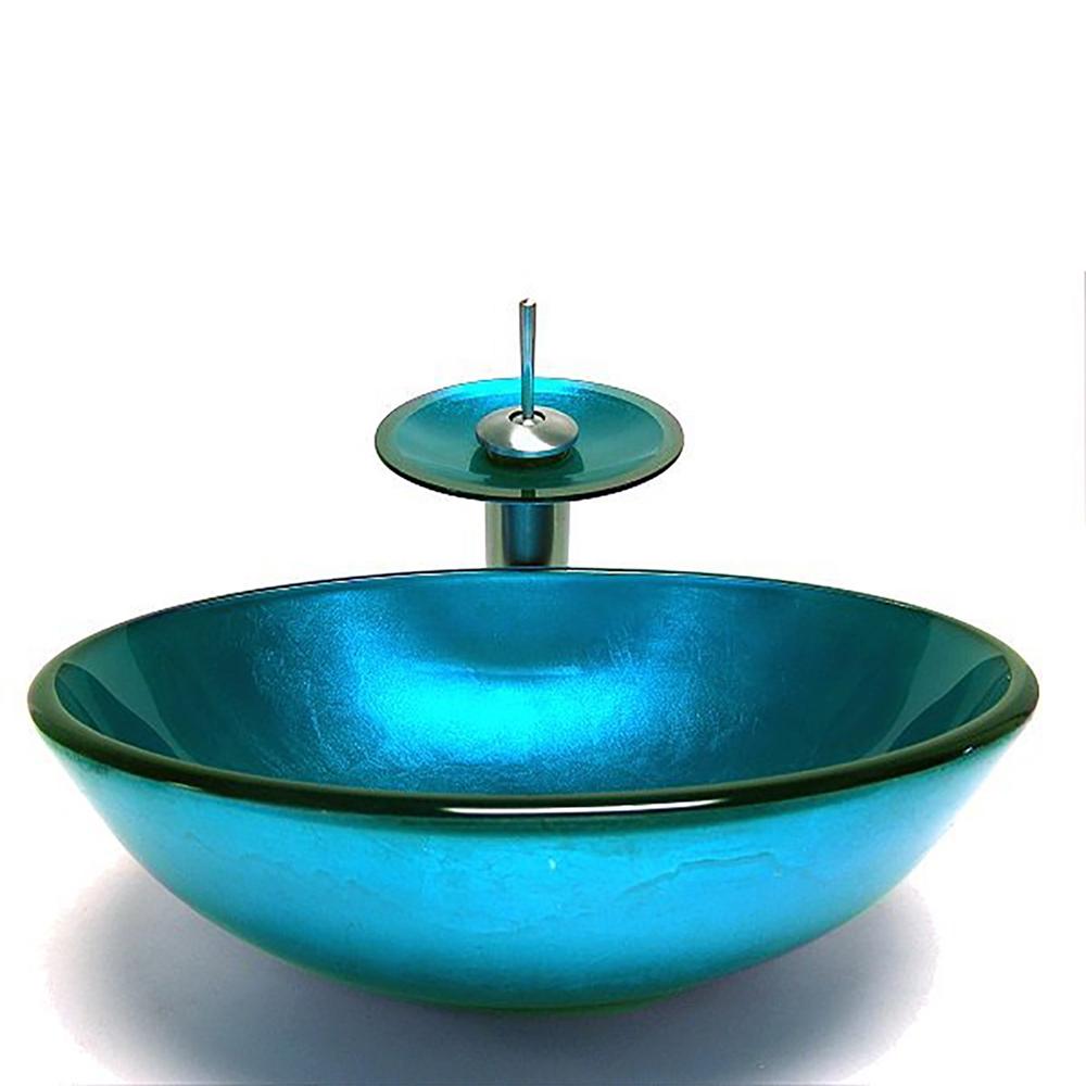 Fontana Victory Glass Bowl,Bathroom Sink ...