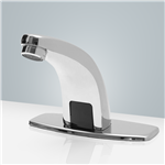 Melo Commercial Automatic Sensor Faucet (also available in Oil Rubbed Bronze or Gold Finish)
