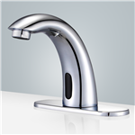 Lano Commercial Automatic Chrome Finish Sensor Faucet