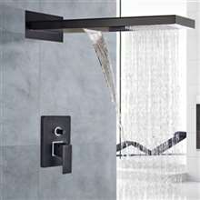 Fontana Fiego Oil Rubbed Bronze 2 way Function Shower Set